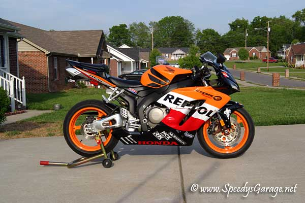 Honda Cbr 1000rr For Sale